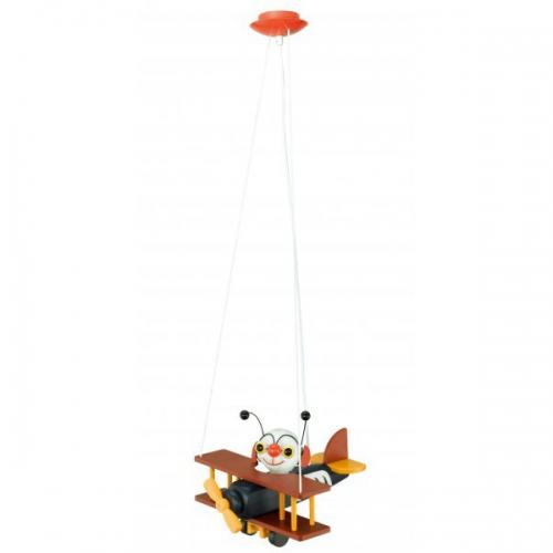 Pendul copii energy saving Eglo Airman 85059 1x 15W E27