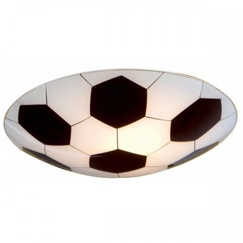 Plafoniera copii Eglo Junior 1 87284 fotbal, 24,5 cm