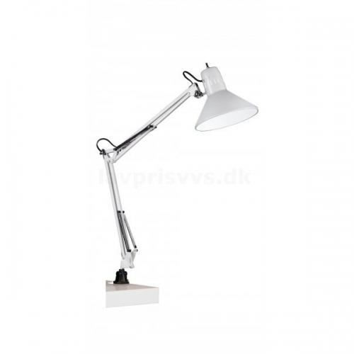 Lampa de birou alba Eglo Firmo 90872