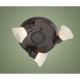 Plafoniera spot rustic Eglo Alamo 89061 3x 40W G9 orientabila, cu 3 becuri 40W