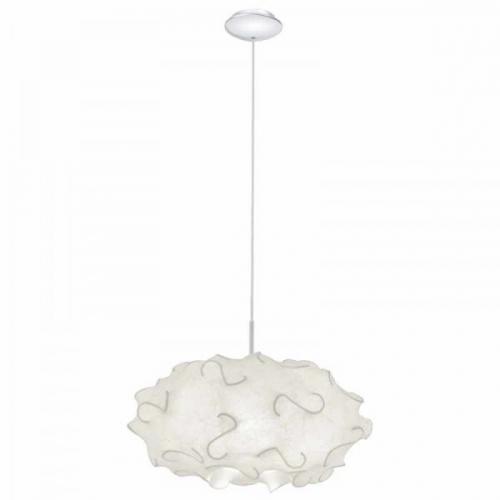 lustra eglo cocoon pinneti 91902 48cm eco iluminat. Black Bedroom Furniture Sets. Home Design Ideas