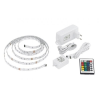 Banda flexibila Eglo Led Stripes-Basic 92062 14,4W (60 LED Á 0,24W) 60 LED RGB 2m