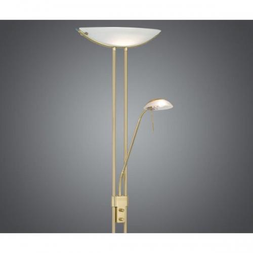 Lampadar Eglo Baya 85973 1x300W + 1x40W auriu