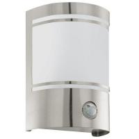 Eglo 30192 Cerno, otel inox, aplica exterior senzor